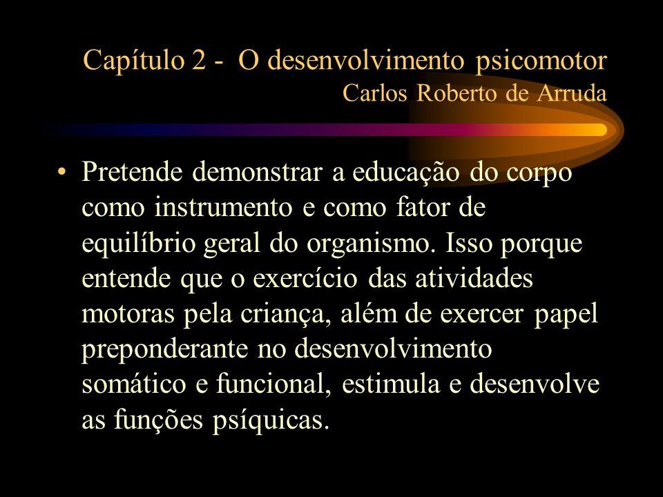 Capítulo 3 – O desenvolvimento emocional Janira Siqueira Camargo Tem como referencial teórico a psicanálise freudiana.