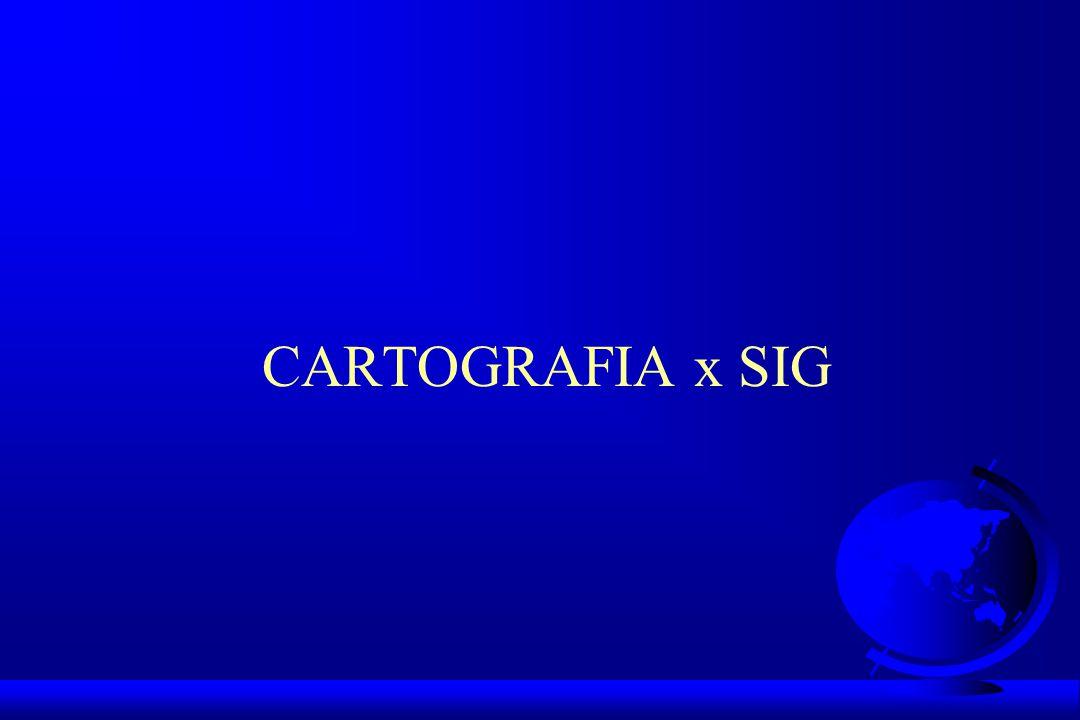 CARTOGRAFIA x SIG