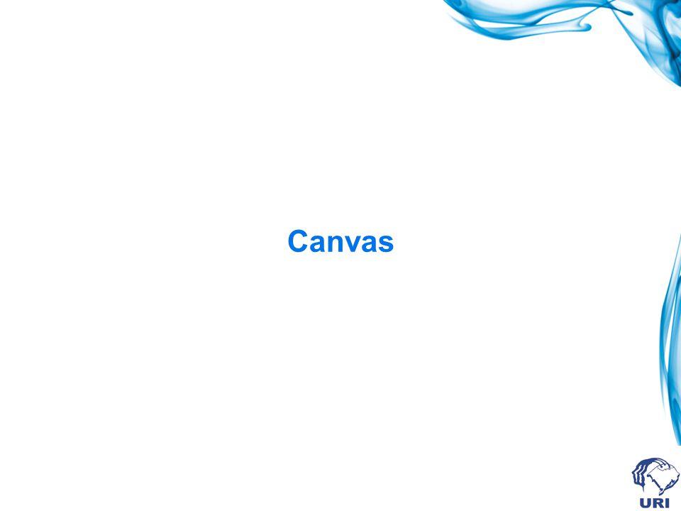 Textos Para escrever texto em um Canvas usar a função void __fastcall TextOut(int X, int Y, const AnsiString Text); Exemplo Canvas->TextOut(10, 10, Ober );