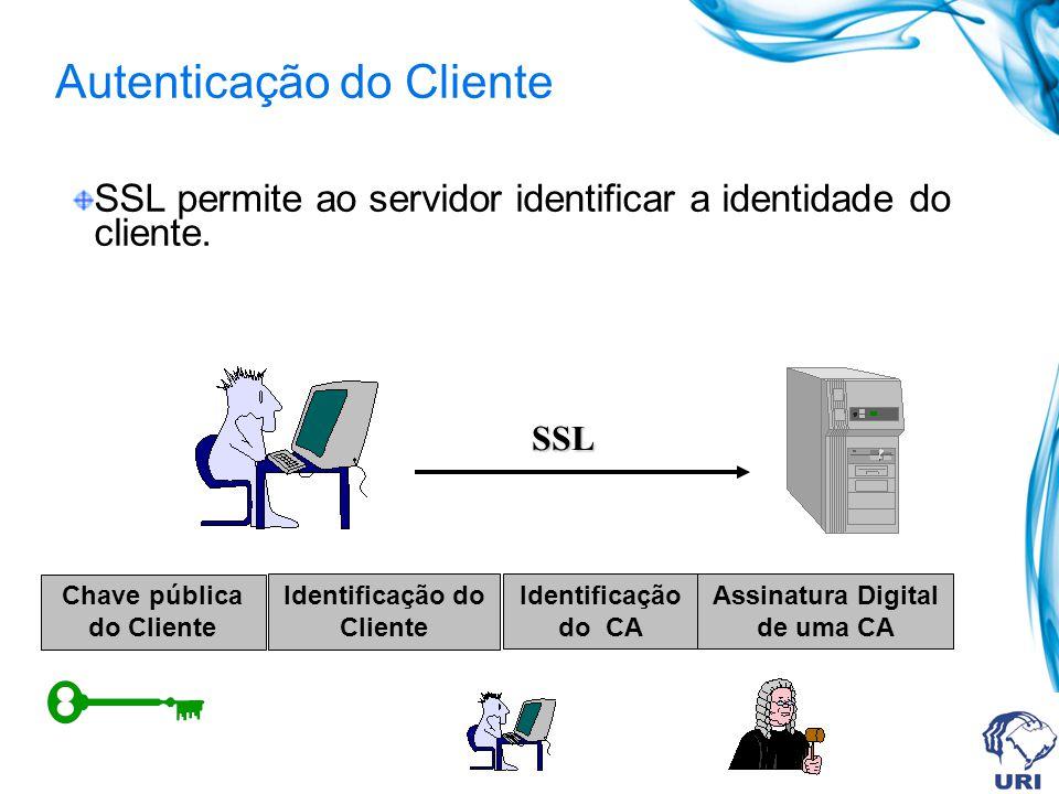 Certificados de Servidor
