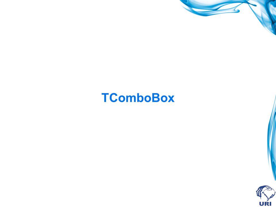 TComboBox