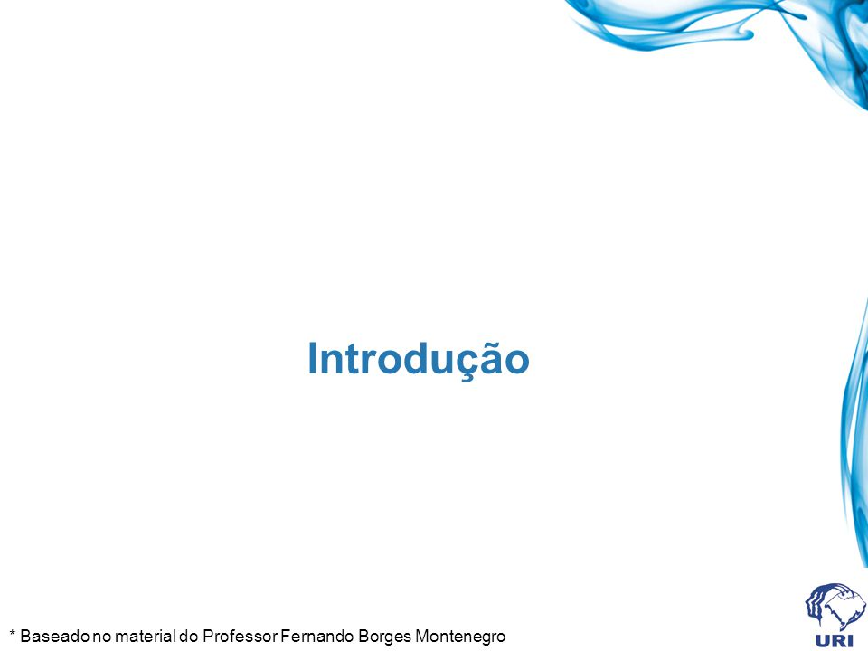 Introdução A introdução têm por objetivo fornecer um panorama geral a respeito das metodologias de desenvolvimento Estruturada x Orientada a Objetos Também fornece uma visão rápida da evolução das linguagens de programação