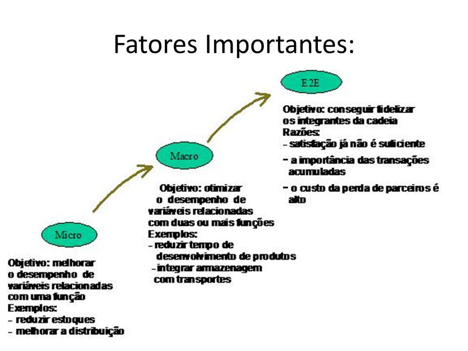 Fatores Importantes: