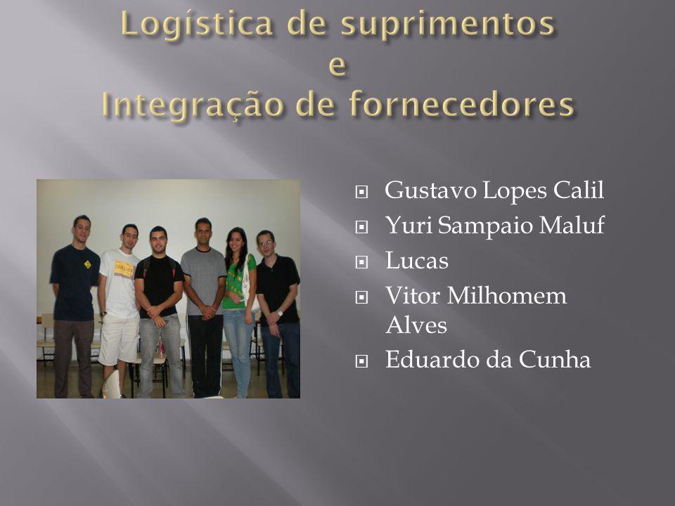 Subestimando por algumas empresas, a logística de suprimentos tem grande impacto no custo total da empresa.