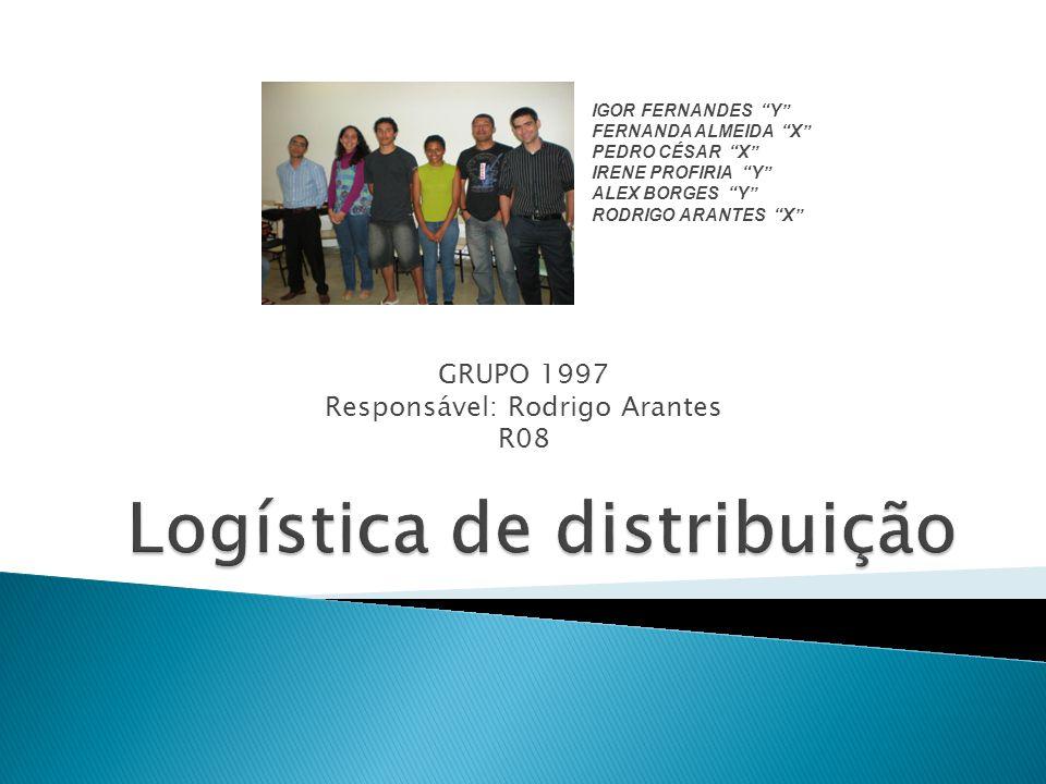 GRUPO 1997 Responsável: Rodrigo Arantes R08 IGOR FERNANDES Y FERNANDA ALMEIDA X PEDRO CÉSAR X IRENE PROFIRIA Y ALEX BORGES Y RODRIGO ARANTES X