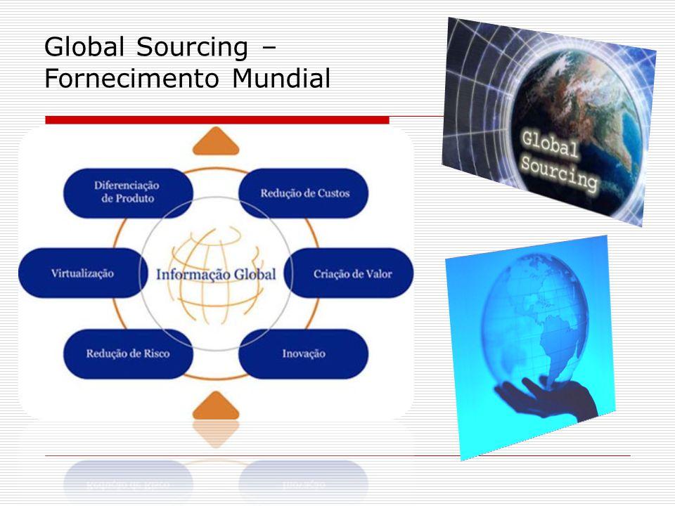 Global Sourcing – Fornecimento Mundial