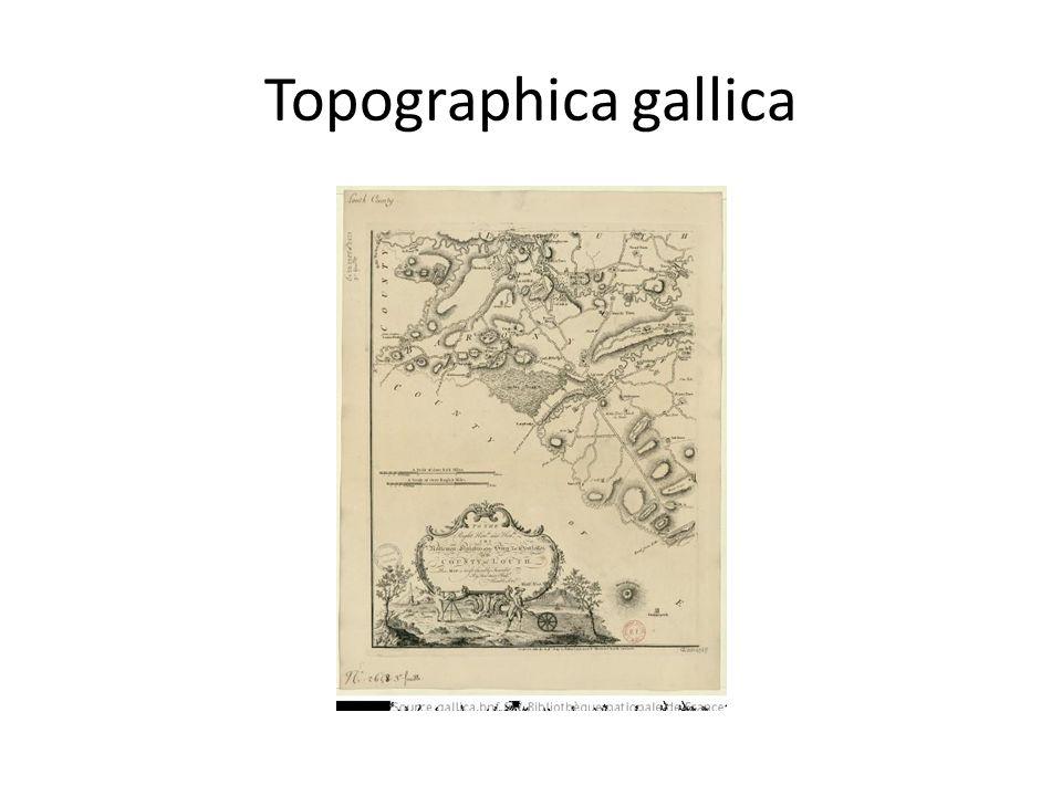 Topographica gallica