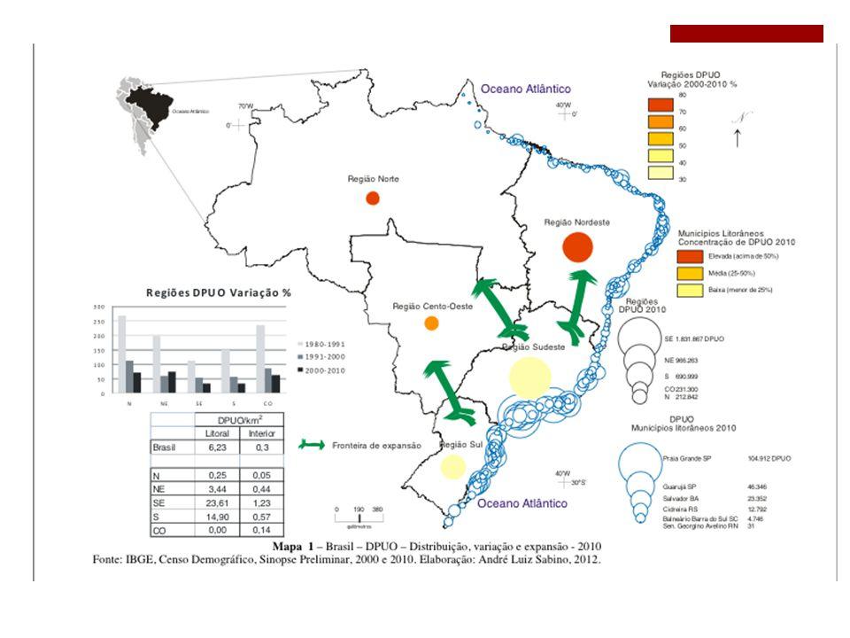 As escalas regional- metropolitana e local