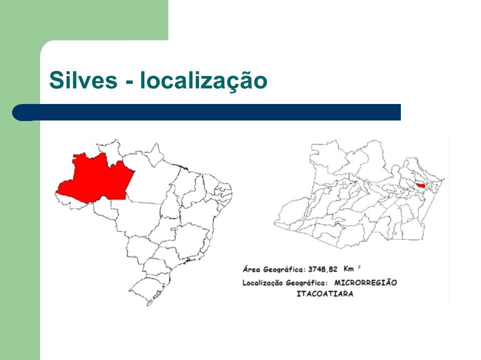 Silves - localização