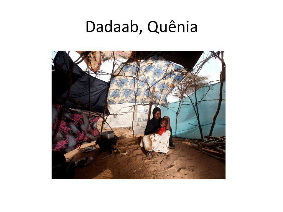 Dadaab, Quênia