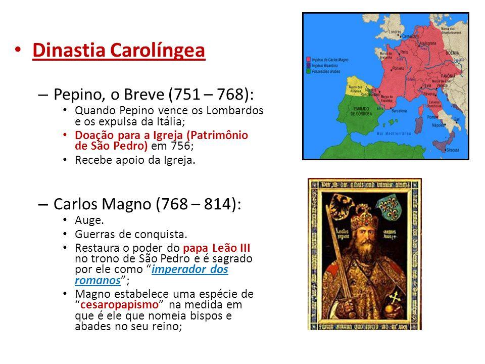 REINO CRISTÃO DOS FRANCOS Dinastia MEROVÍNGIA; Clóvis (496-511), convertido ao cristianismo – venceu os visigodos – considerados hereges pois defendia