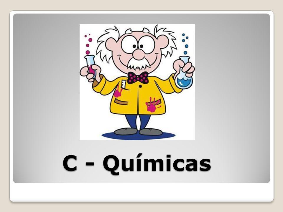 C - Químicas C - Químicas