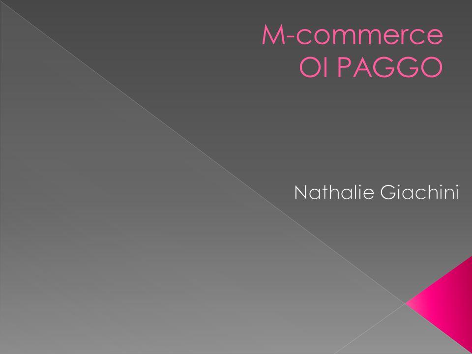 M-commerce OI PAGGO