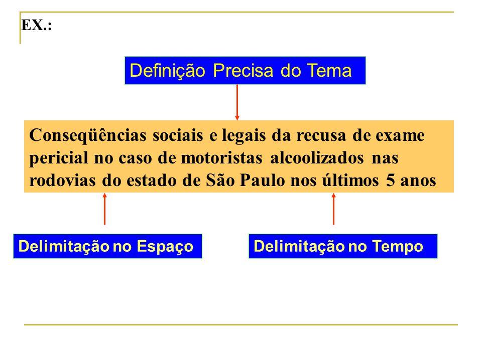 Conseqüências sociais e legais da recusa de exame pericial no caso de motoristas alcoolizados nas rodovias do estado de São Paulo nos últimos 5 anos E