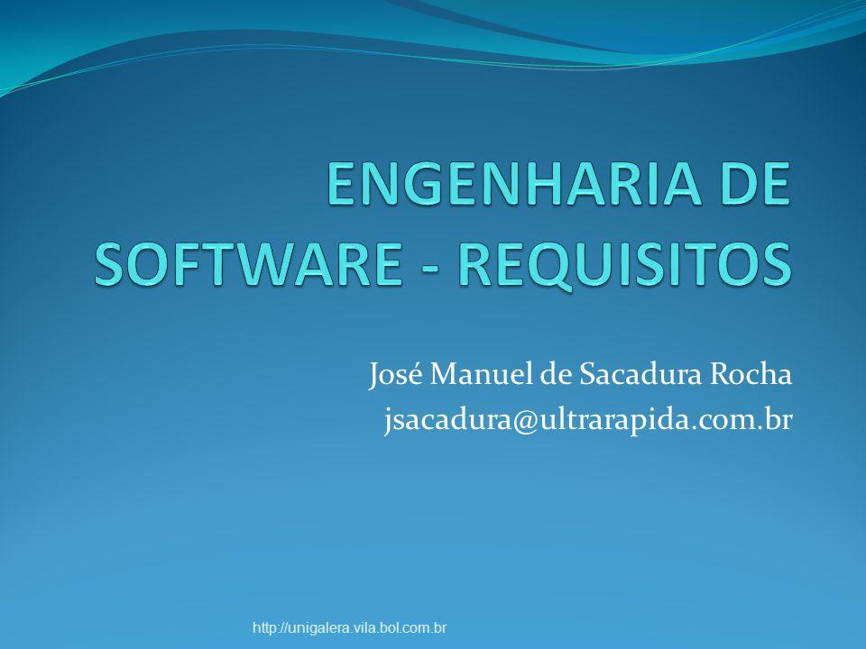 José Manuel de Sacadura Rocha jsacadura@ultrarapida.com.br http://unigalera.vila.bol.com.br