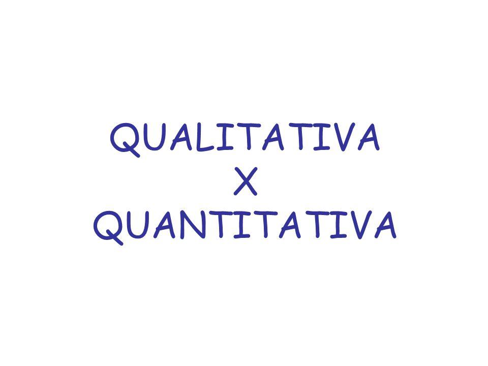 Qualitativas: Estão sob controle de um ou poucos genes, sofrendo pouco ou nenhuma modificação ambiental que possa encobrir o efeito do gene.