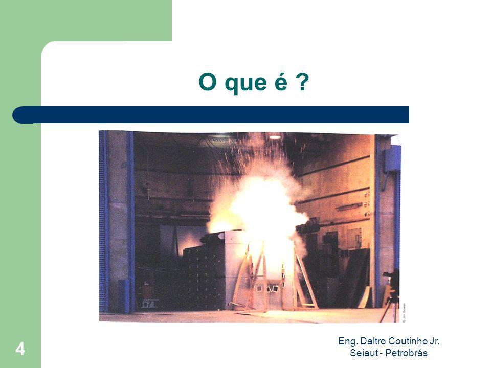 Eng. Daltro Coutinho Jr. Seiaut - Petrobrás 4 O que é ?