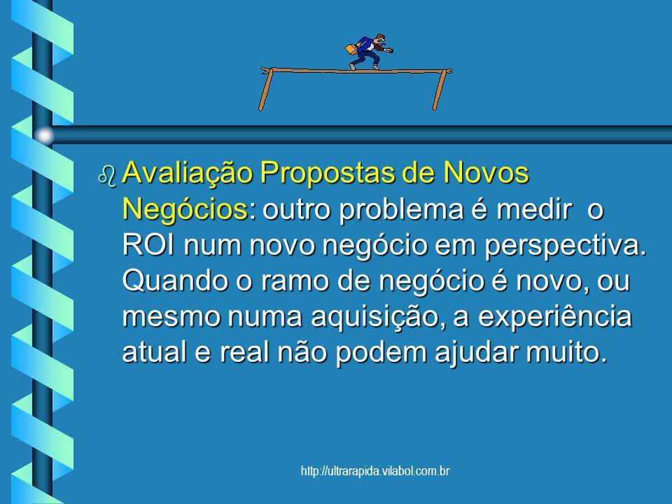 http://ultrarapida.vilabol.com.br b 4.Quanto mais alto o gasto de P&D, menor o ROI.