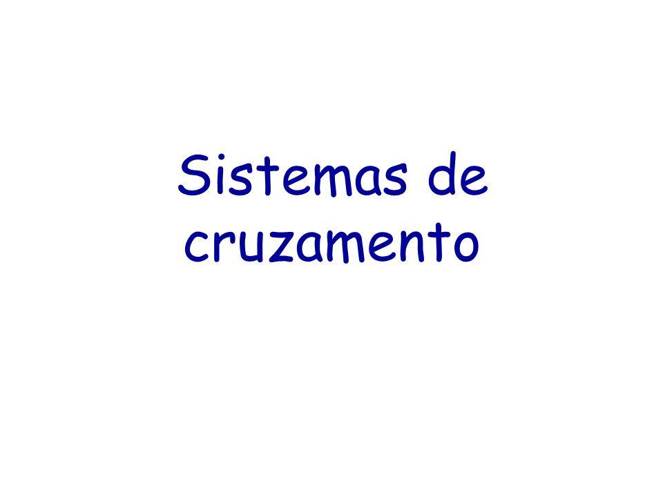 Sistemas de cruzamento