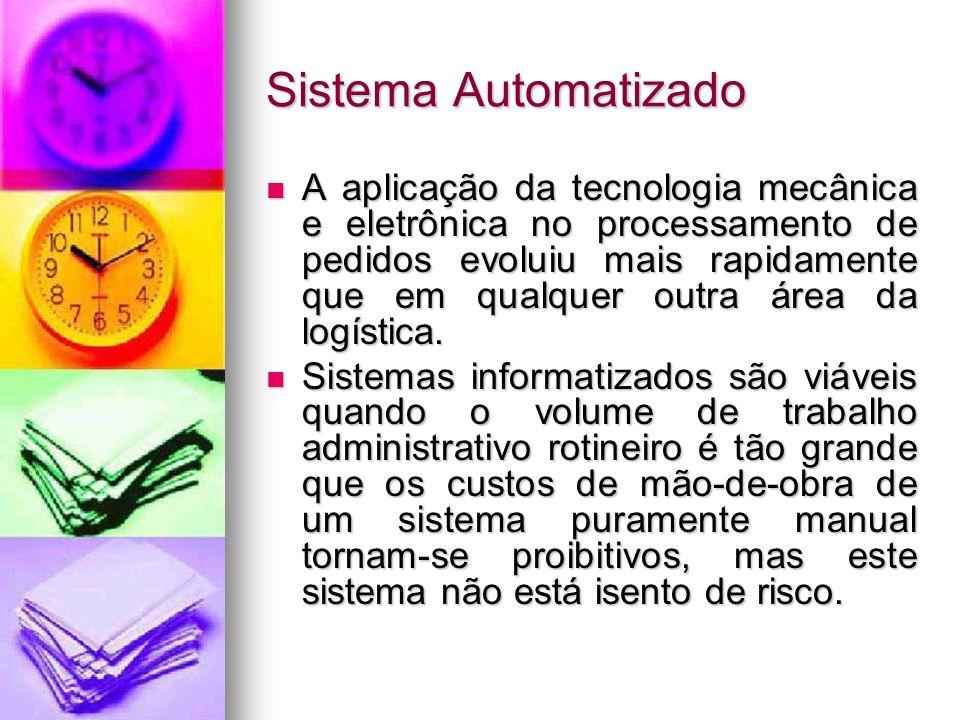 Sistema Manual Este Projeto depende de transmissão por intermédio de portadores ou por correio e usa um processamento manual ao invés de eletrônico. E