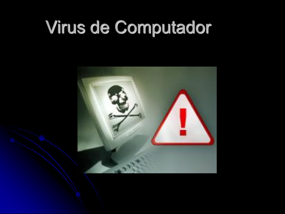 Virus de Computador