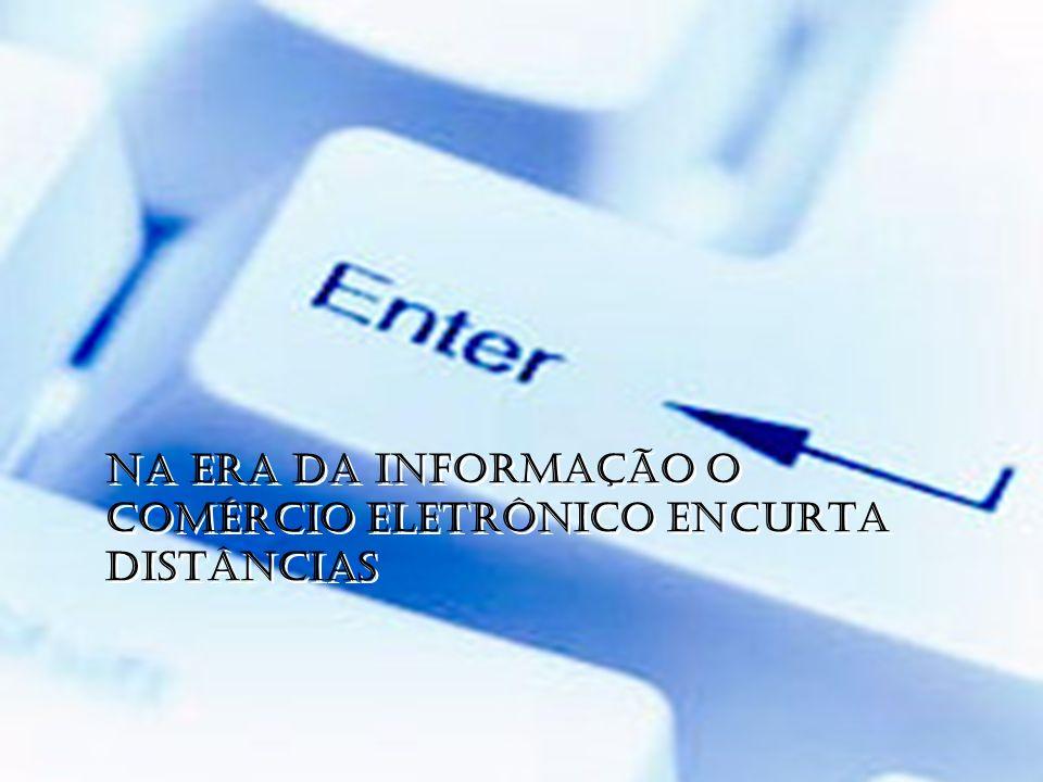E-COMMERCE O COMÉRCIO ELETRÔNICO É A COMPRA E VENDA DE BENS E SERVIÇOS UTILIZANDO AS TECNOLOGIAS DE INFORMAÇÃO COMO A INTER NET.