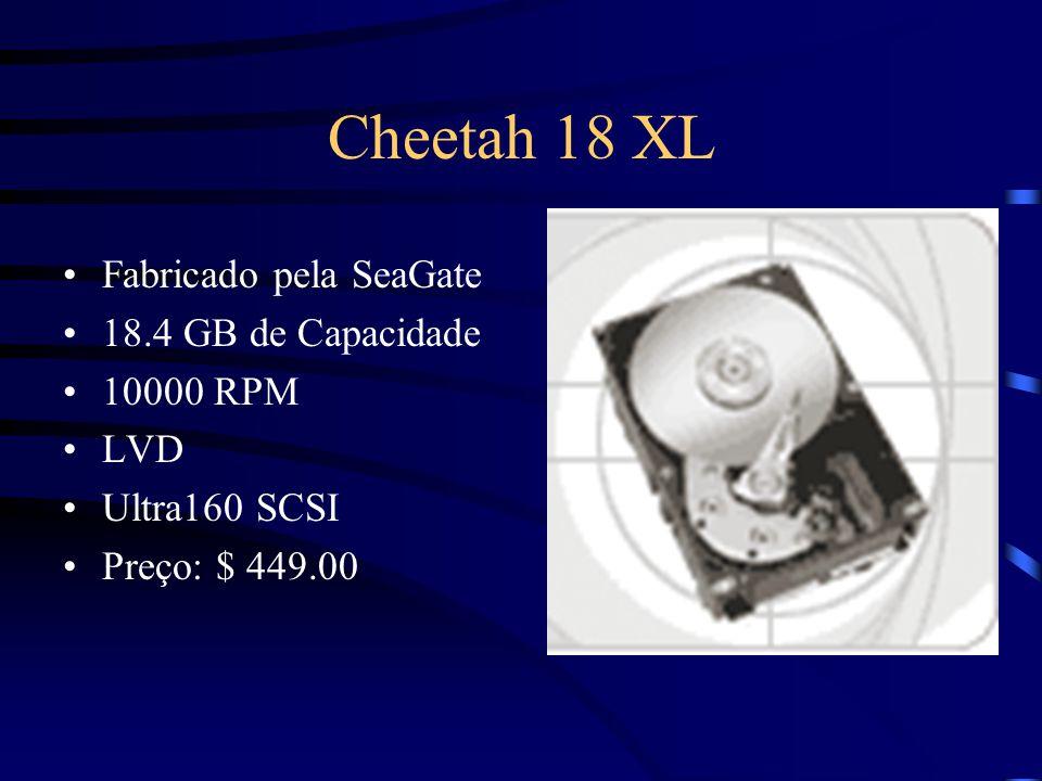 HP 9.1 G SCSI Ultra3 Ultra3 Wide SCSI 9.1 GB 7200 RPM Single Ended Preço: $ 425.00