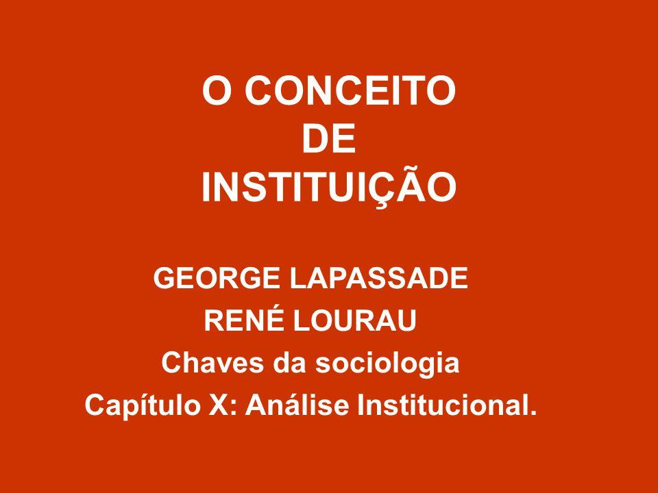 SOCIOLOGIA A sociologia é a ciência das instituições (COMTE & SPENCER).COMTESPENCER No momento em que a sociedade começa a falar de suas instituições, pode-se dizer que aparece a sociologia.sociologia Estado: penhor jurídico e material das instituições, ou seja, ele dá garantia, segurança e prova das instituições.