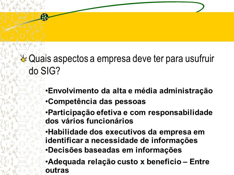 Participação Consolidada com as melhorias de qualidade + produtividade