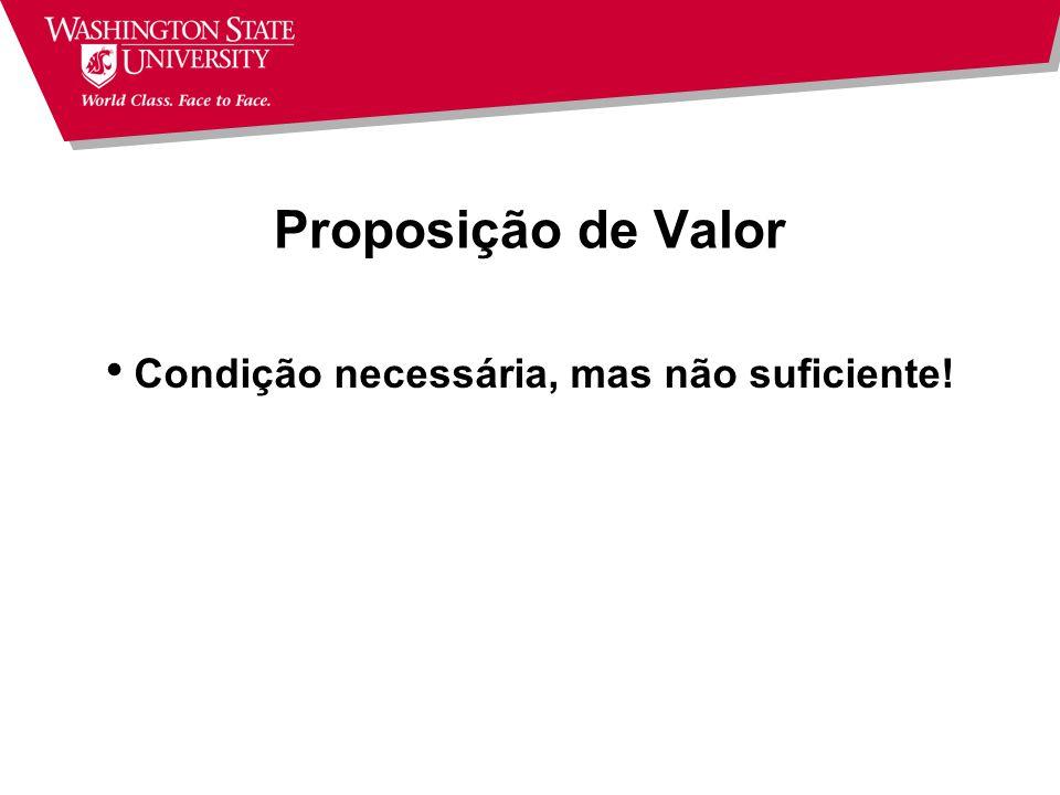 Proposição de Valor De que forma a cooperativa se diferencia da concorrência.