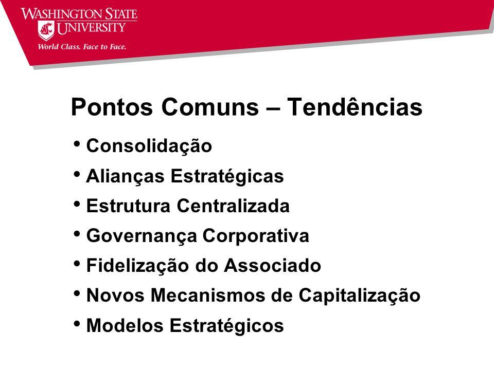 Nesta apresentação discutiremos aspectos internos das cooperativas: Estrutura Estratégia Capitalização