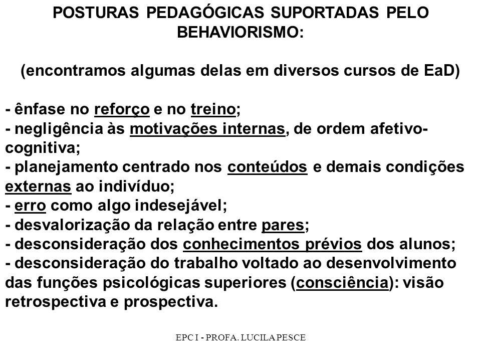 EPC I - PROFA.