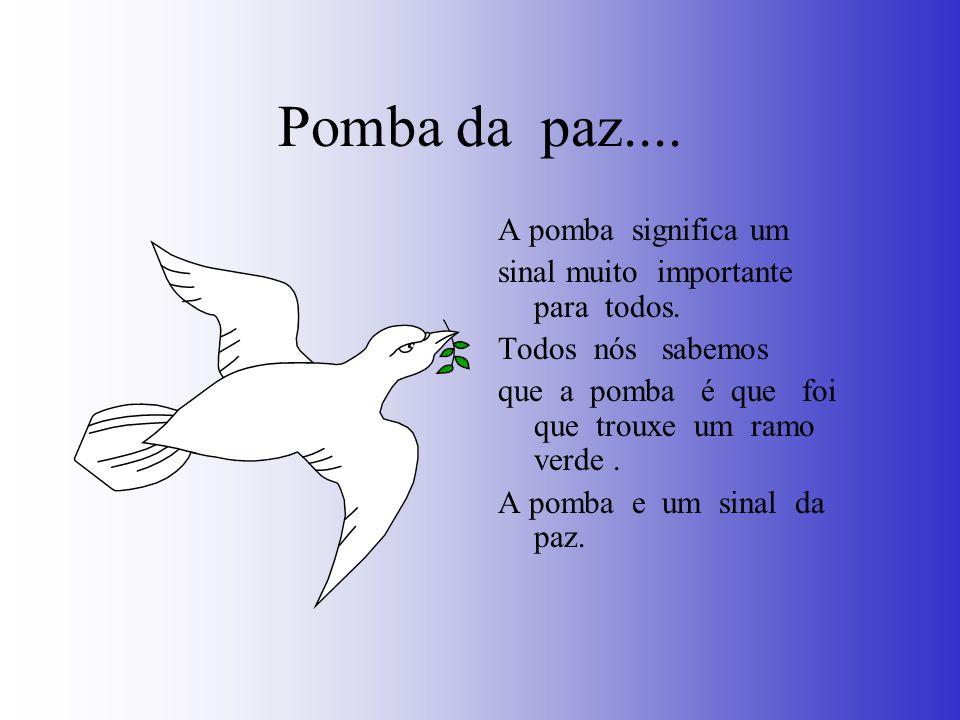 Se a paz fosse uma gota! Se a paz fosse uma gota ela cairia o no mundo e ele seria um lugar bom, eu e a Ana ficaríamos muito felizes.