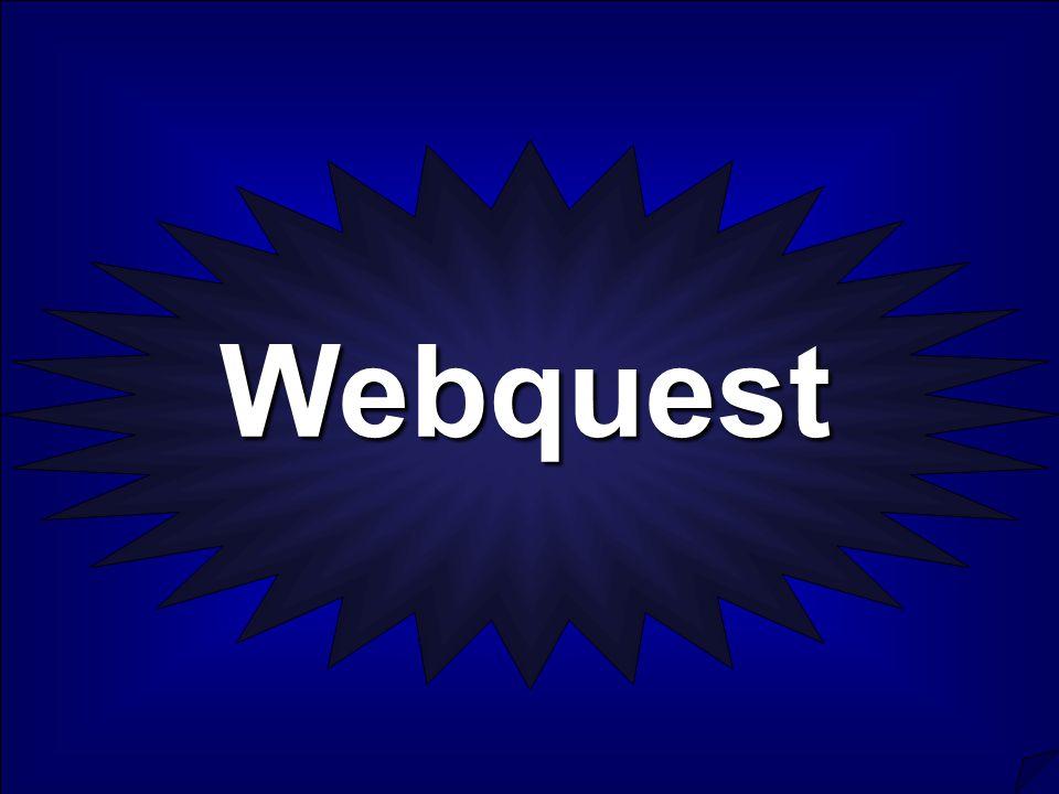Webquest Processo Para assegurar a aplicação da teoria da Aprendizagem Significativa, o Processo será composto por três partes.
