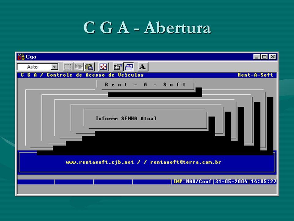 C G A - Abertura