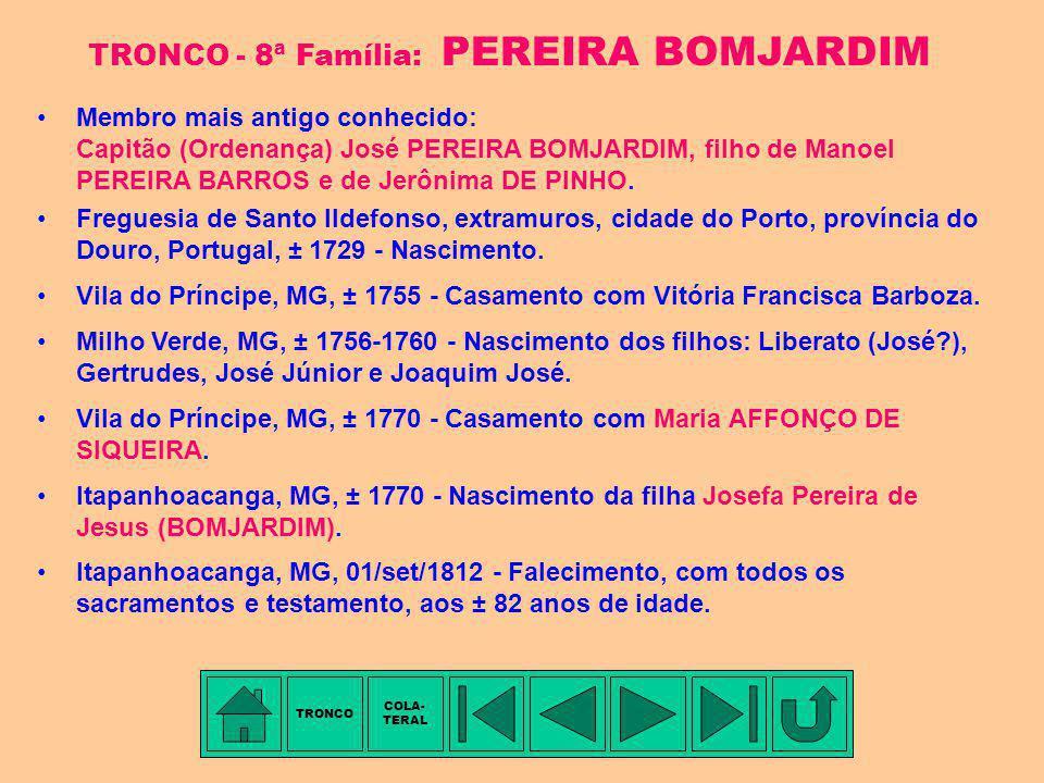 Você está aqui probando: pais: avós:bisavós:trisavós: ÁRVORE DE COSTADO (BIOLÓGICA) DE EDGARDO CARLOS DA CUNHA PEREIRA (DAZINHO) Edgardo Carlos DA CUN