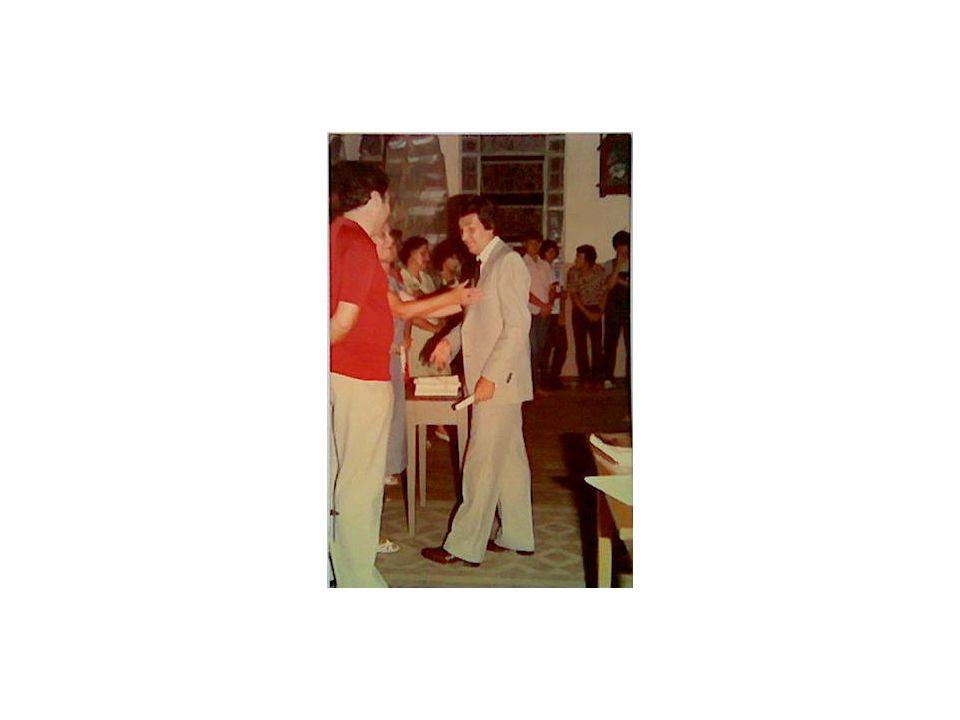 Em 21 de março de 1978, a Escola passou a contar com o curso de Desenhista Mecânico. Passando então a ter mais um nome: Escola Estadual de 2° grau de