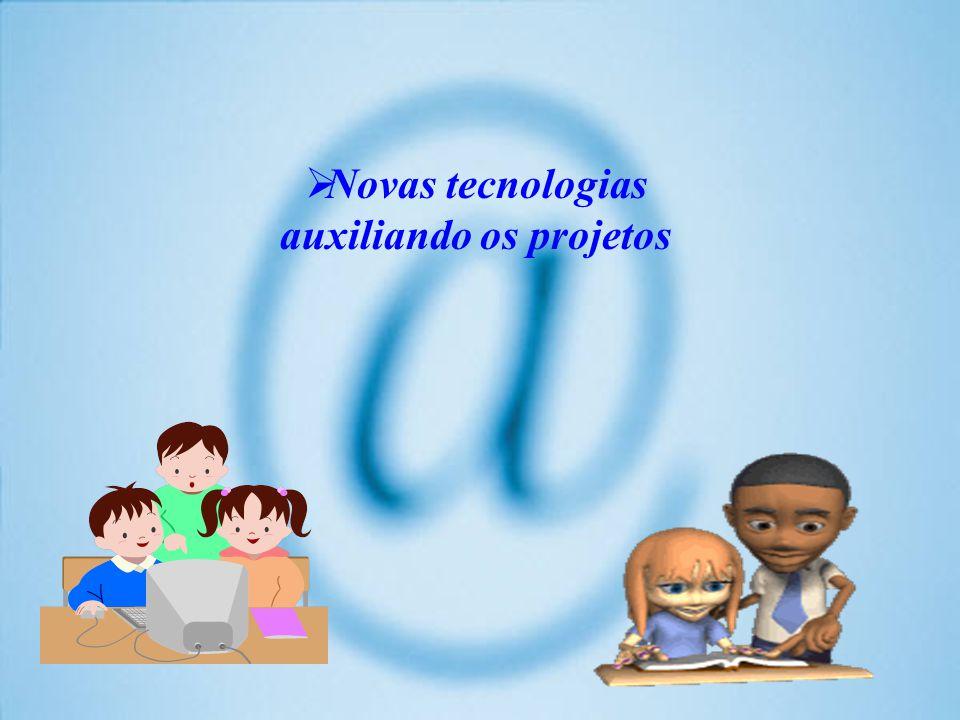 Novas tecnologias auxiliando os projetos