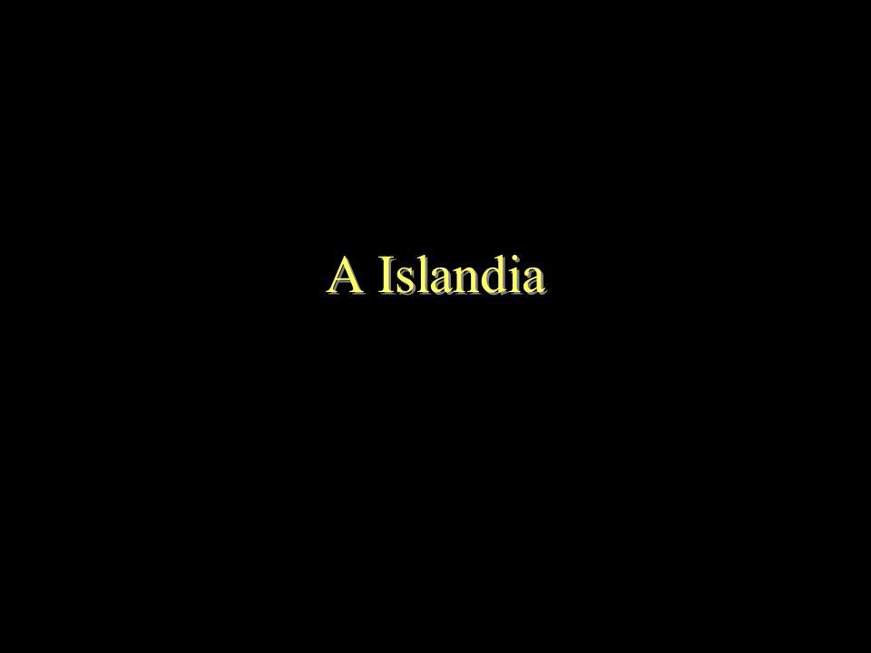 A Islandia
