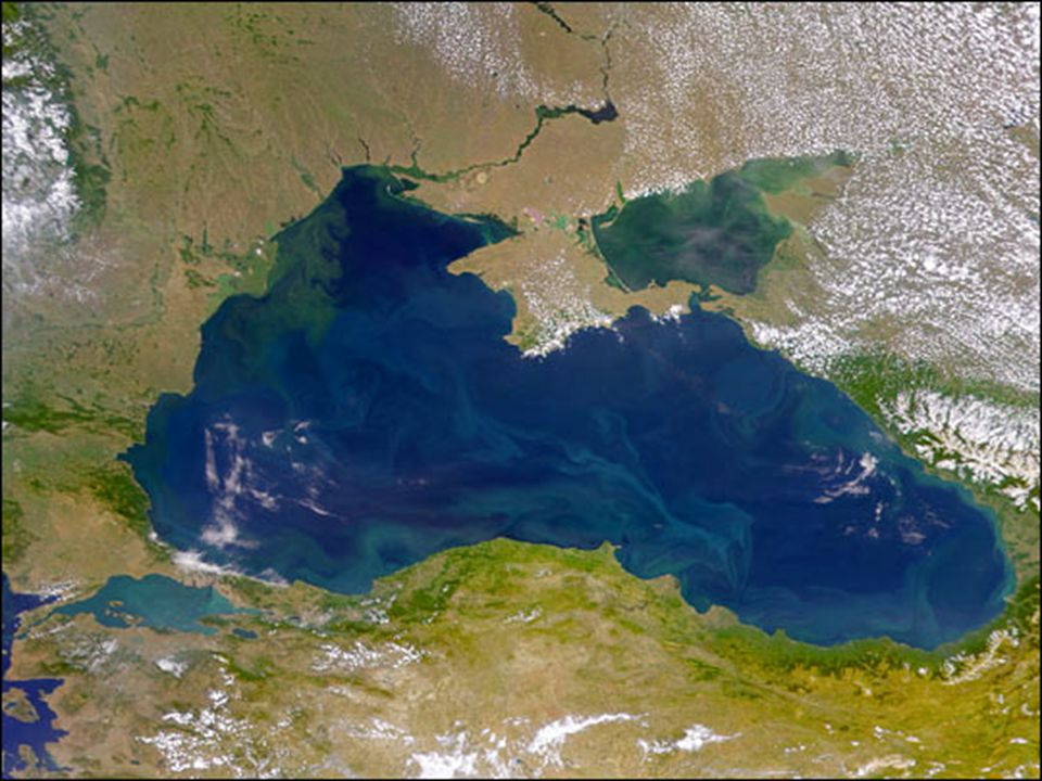 O Mar Negro