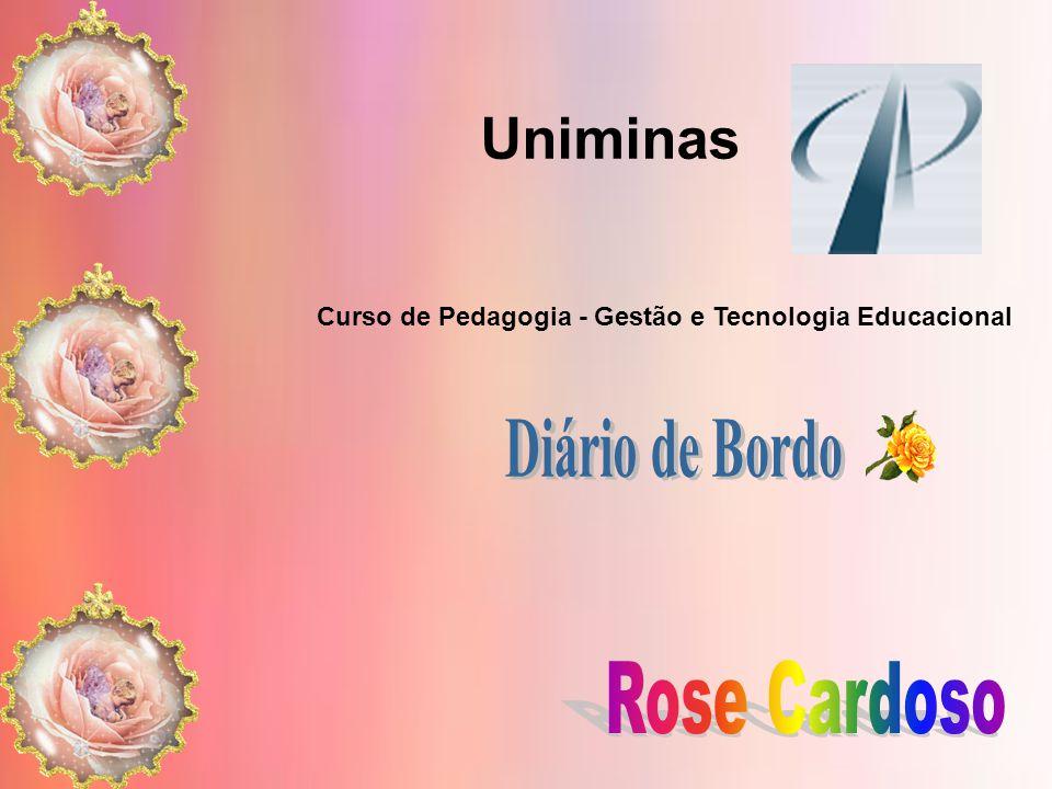 Uniminas Curso de Pedagogia - Gestão e Tecnologia Educacional