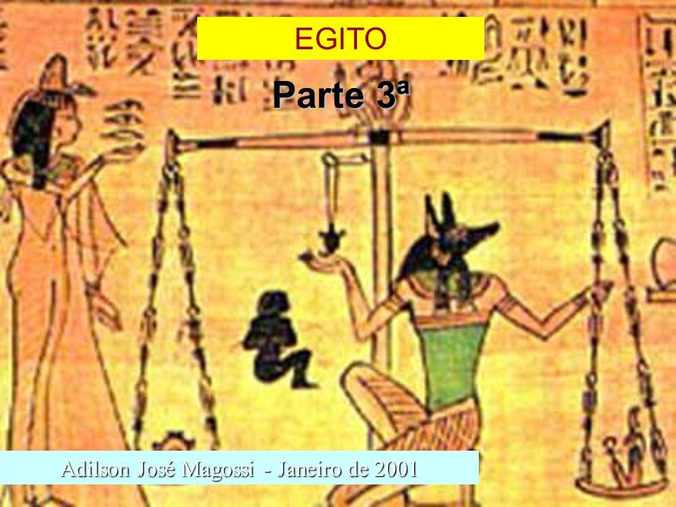 janeiro - 2201Carinho - Adilson EGITO Parte 3ª Adilson José Magossi - Janeiro de 2001