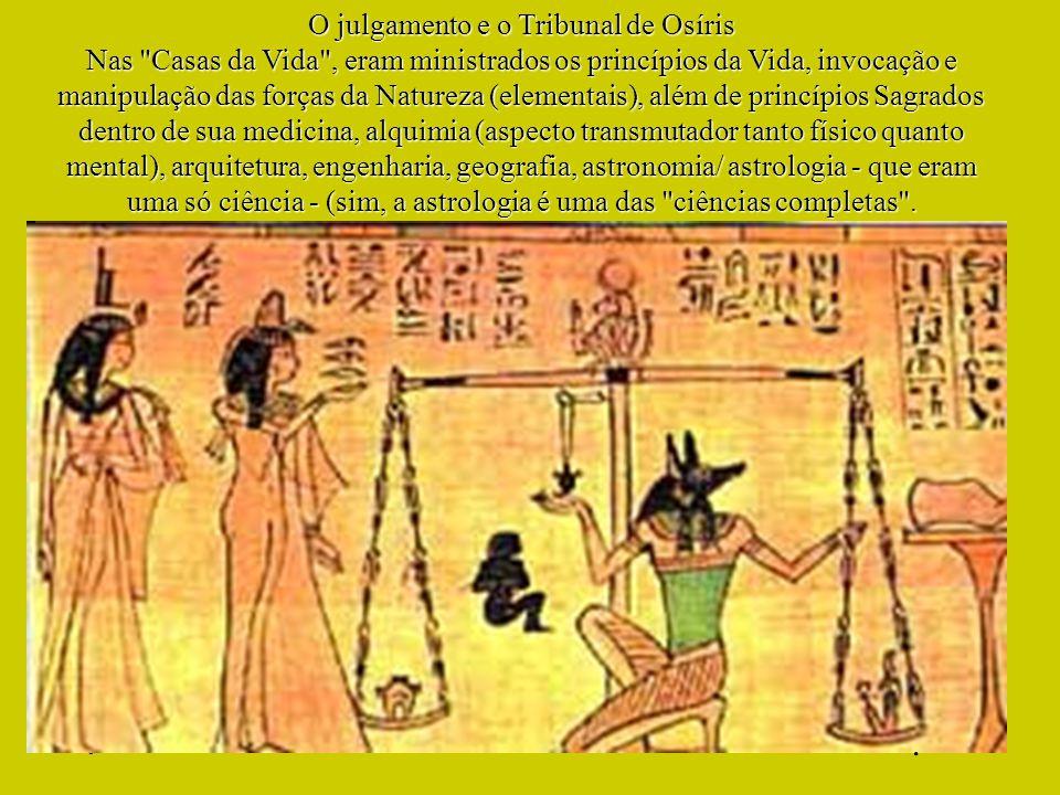 janeiro - 2201Carinho - Adilson O julgamento e o Tribunal de Osíris Nas