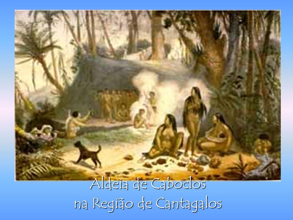Aldeia de Caboclos na Região de Cantagalos