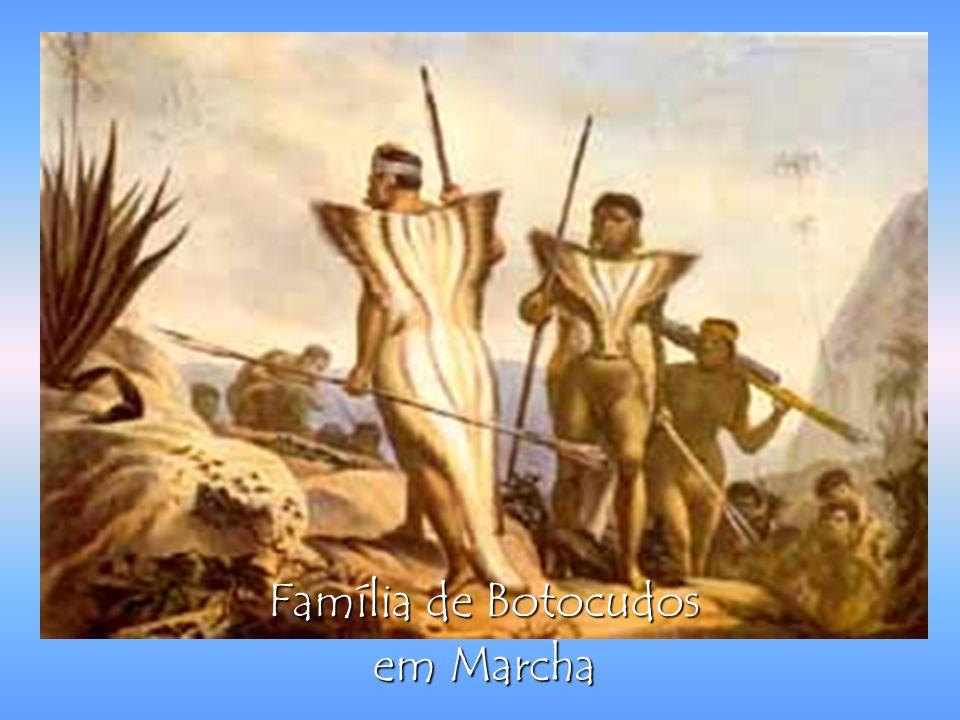Nação Guaicuru Carga de Cavalaria