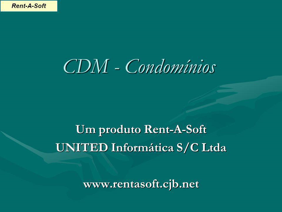 Cadastro de Ocorrencias Rent-A-Soft