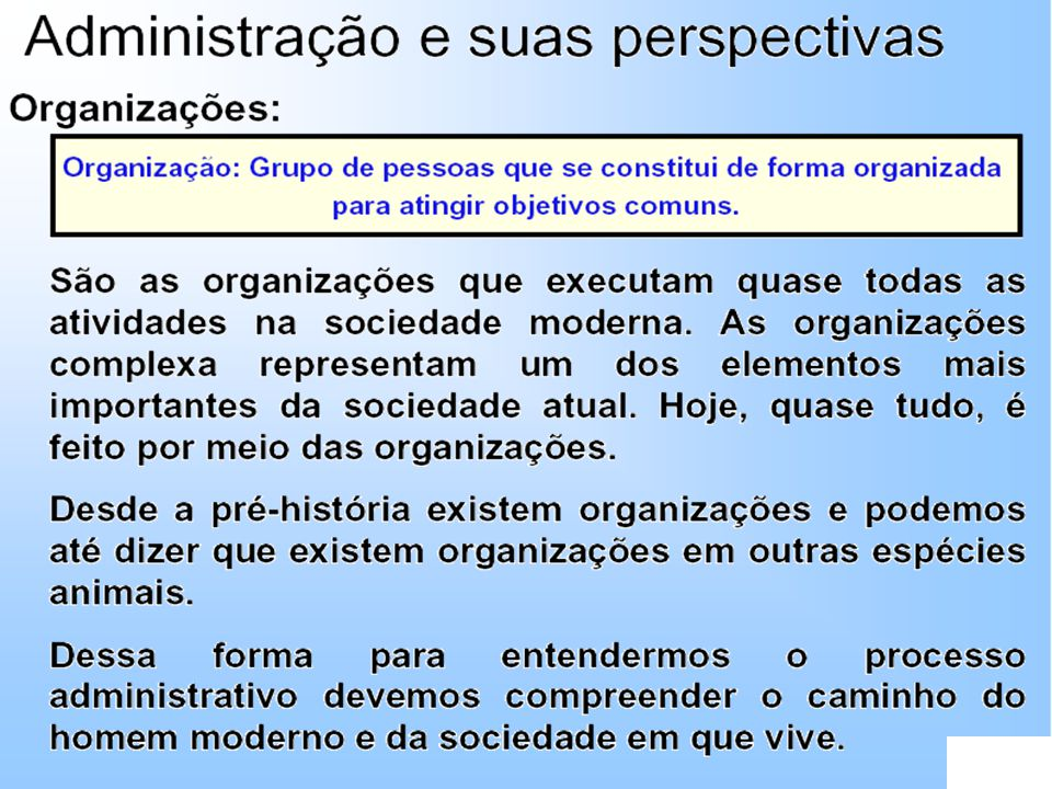 Princípio de planejamento Princípios da Administração Cientifica de Taylor Princípio de preparo Princípio de controle Princípio de execução
