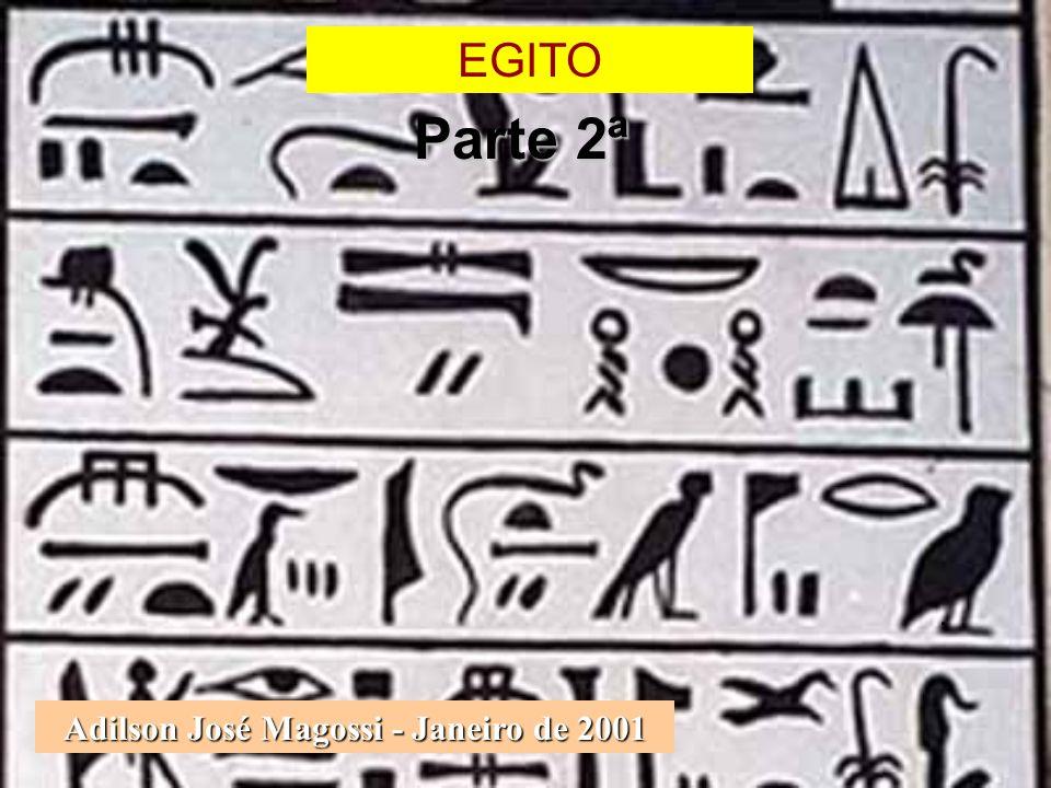 janeiro - 2201Carinho - Adilson EGITO Parte 2ª Adilson José Magossi - Janeiro de 2001.