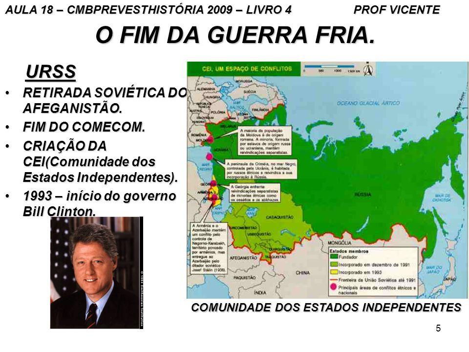 5 O FIM DA GUERRA FRIA.RETIRADA SOVIÉTICA DO AFEGANISTÃO.RETIRADA SOVIÉTICA DO AFEGANISTÃO.
