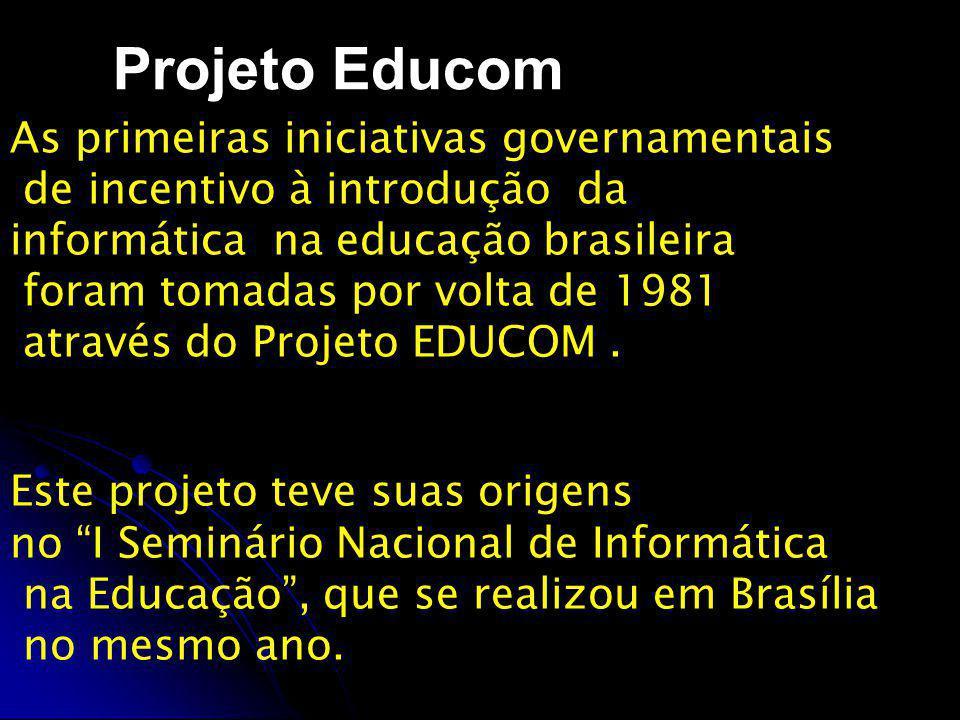 Projeto Proninfe O PRONINFE tinha também como ponto forte a formação de professores dos três graus, bem como na área de educação especial e em nível de pós-graduação.